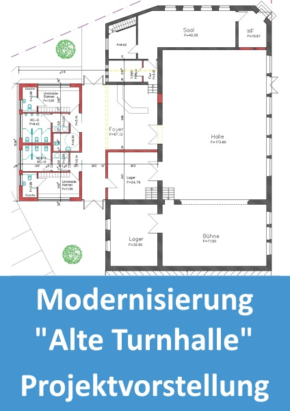 alte turnhalle home